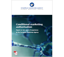 Conditional marketing authorisation