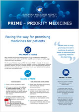 PRIME at a glance - factsheet