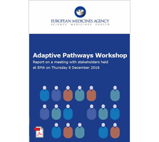 Adaptive pathways workshop report