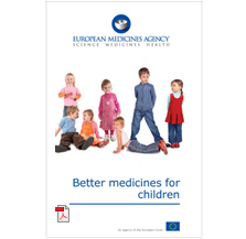Leaflet image - Better medicines for children