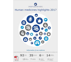 Human medicines highlights 2017