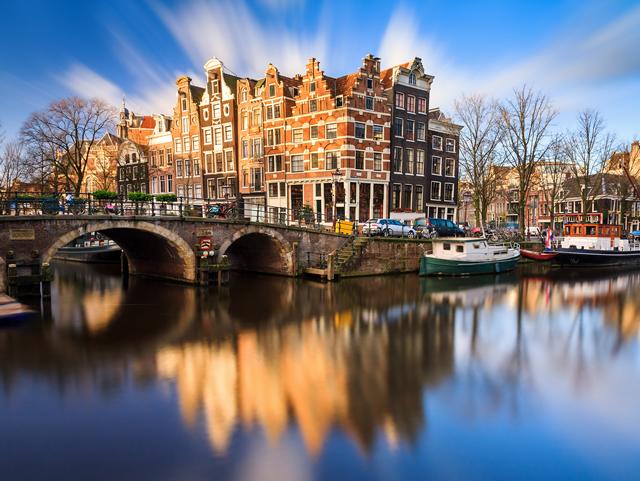 Amsterdam relocation