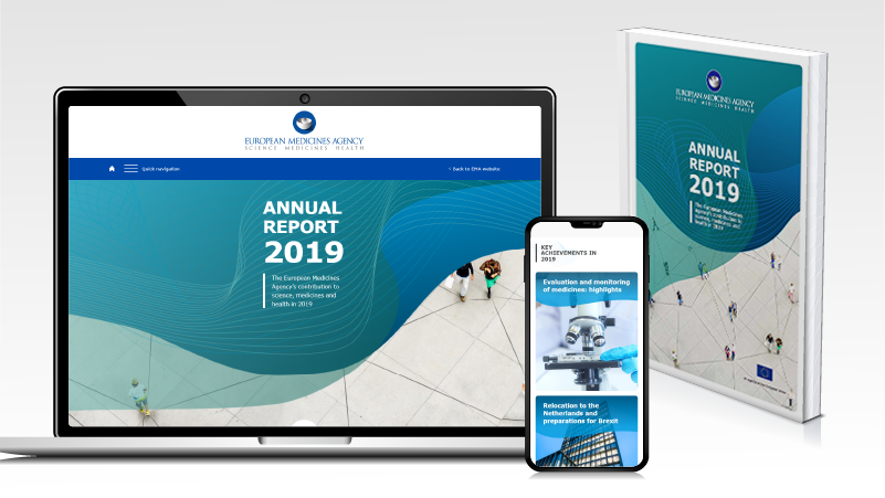 Digital annual report 2019