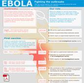 Ebola vaccine development