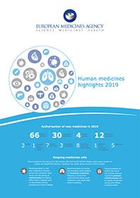 Human medicines: highlights of 2019