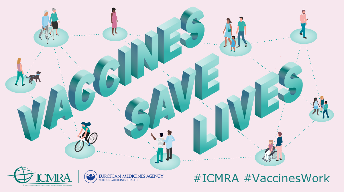 ICMRA vaccines campaign - save lives