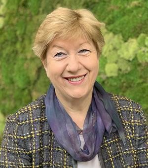 Management Board chair - Christa Wirthumer-Hoche
