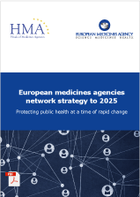 European medicines agencies network strategy to 2025 report cover