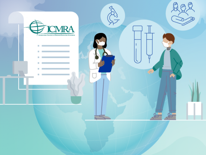 ICMRA statement for healthcare professionals slider